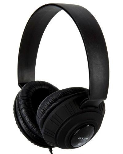 Слушалки TDK MP100 - черни - 4