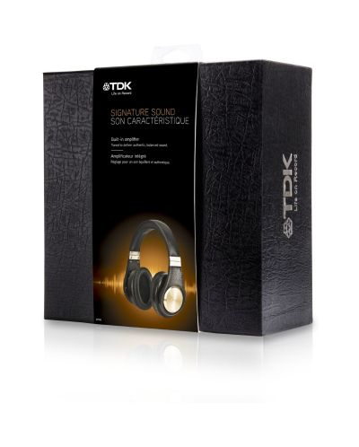 Слушалки TDK TDK ST750 - черни - 8
