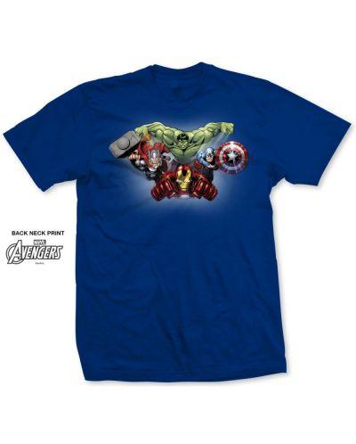 Тениска Rock Off Marvel Comics - Avengers Assemble Character Fly - 1