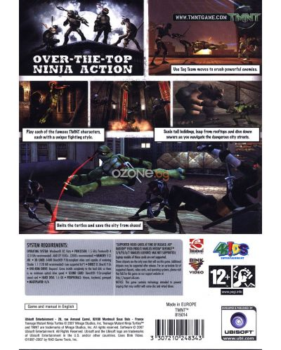 Teenage Mutant Ninja Turtles (PC) - 3
