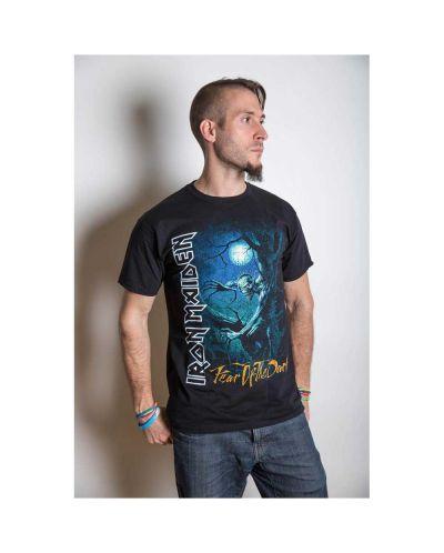 Тениска Rock Off Iron Maiden - Fear of the Dark Tree Sprite - 1