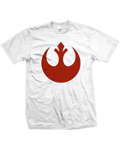Тениска Rock Off Star Wars - Episode VII Resistance - 1