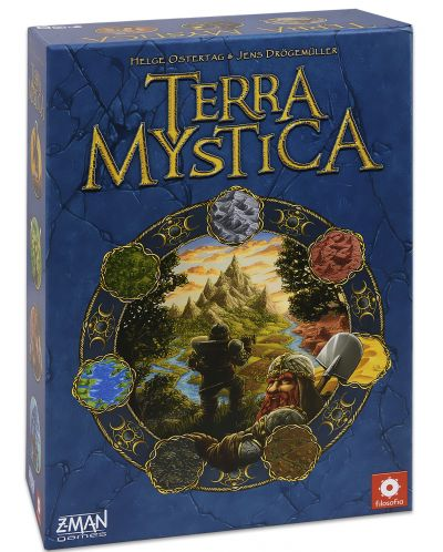 Настолна игра Terra Mystica - 1