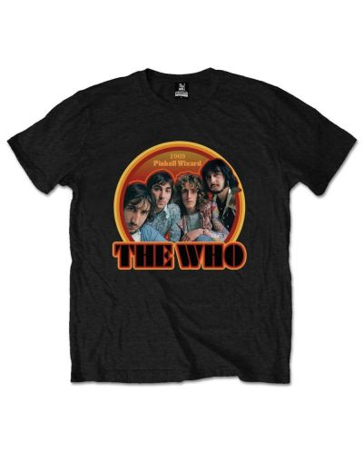 Тениска Rock Off The Who - 1969 Pinball Wizard ( Pack) - 1