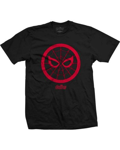 Тениска Rock Off Marvel Comics - Avengers Infinity War Spidey Icon - 1