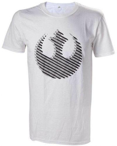 Тениска Bioworld Star Wars - Rebel Logo, S - 1