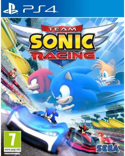 Team Sonic Racing (PS4) - 1