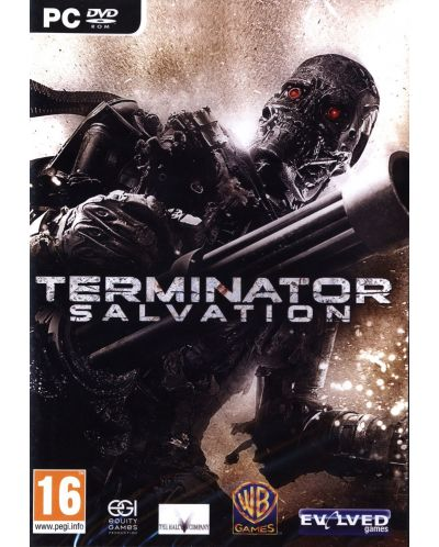 Terminator Salvation: The Videogame (PC) - 1