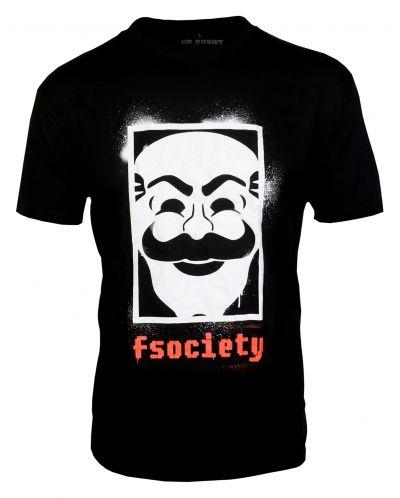 Тениска Mr. Robot - fsociety, XL - 1