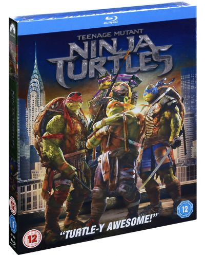 Teenage Mutant Ninja Turtles (Blu-Ray) - 4
