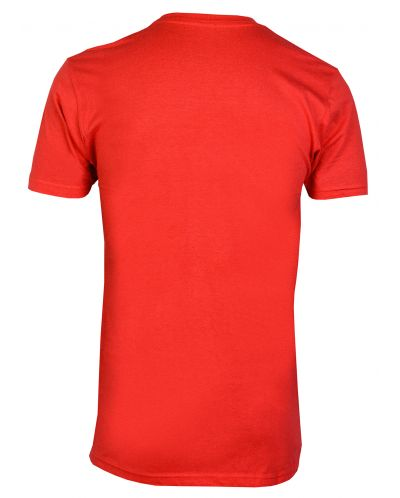Тениска Rock Me Dungeons & Dragons - Ampersand, M (червена) - 2