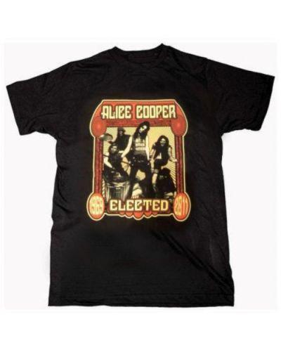 Тениска Rock Off Alice Cooper - Elected Band - 1