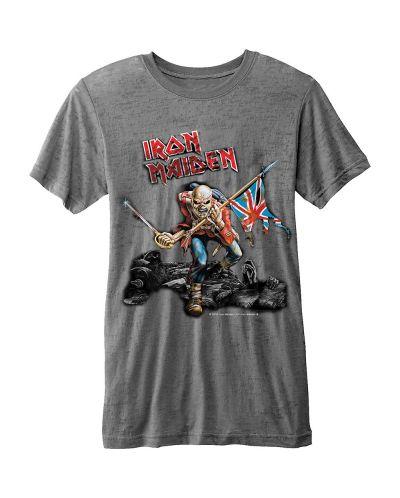 Тениска Rock Off Iron Maiden Fashion - Trooper - 1