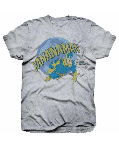 Тениска Rock Off Hasbro - Eat A Bananaman - 1