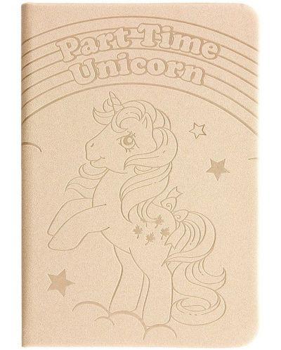 Тефтер Pyramid My Little Pony A6 - Part Time Unicorn - 1