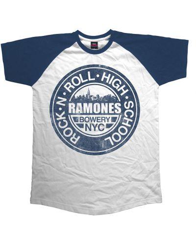 Тениска Rock Off Ramones - Bowery NYC - 1