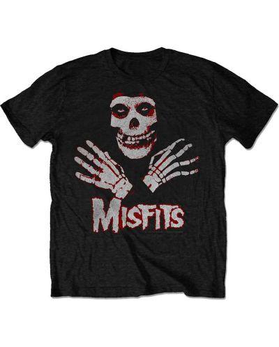 Тениска Rock Off The Misfits - Hands - 1