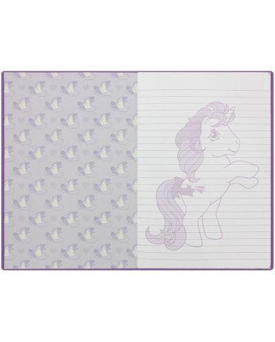 Тефтер Pyramid My Little Pony A5 - Pony Pattern - 3