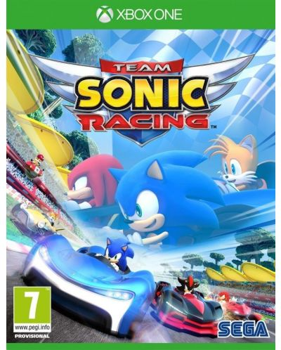 Team Sonic Racing (Xbox One) - 1