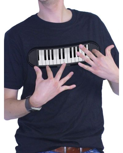 Тениска-пиано - 1