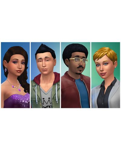 The Sims 4 (PS4) - 6