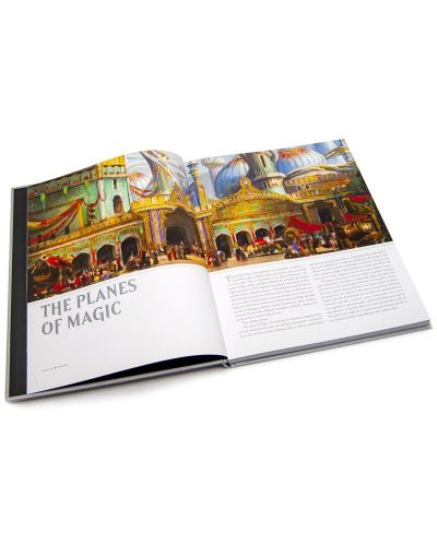 The Art of Magic: The Gathering: Concepts & Legends - 5