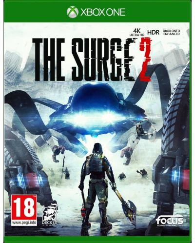 The Surge 2 (Xbox One) - 1