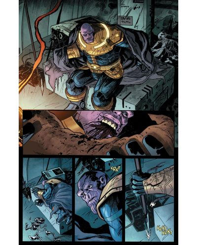 Thanos Vol. 2 The God Quarry-3 - 4
