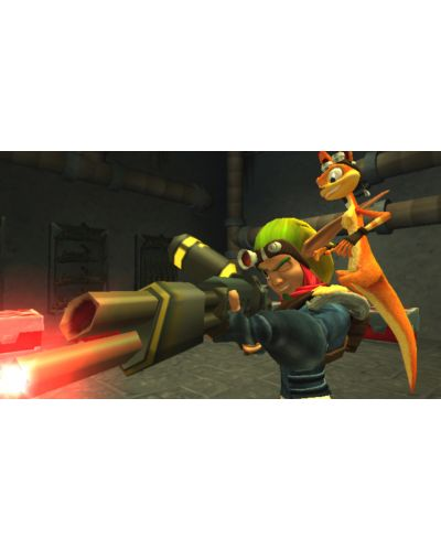 The Jak and Daxter Trilogy (PS Vita) - 6