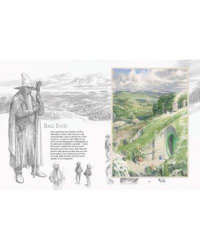 The Hobbit Sketchbook - 3