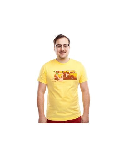 Threadless Sunshine - мъжка S - 3
