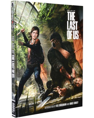 The Art of The Last of Us - 1