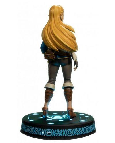 Статуетка First 4 Figures - The Legend of Zelda Breath of the Wild - Zelda Collector's Edition, 23cm - 4