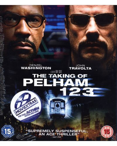 The Taking Of Pelham 1 2 3 (Blu-Ray) - 1