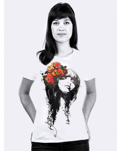 Threadless Rose Marry - дамска L - 1