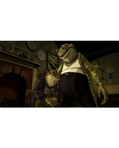 The Wolf Among Us (PS3) - 9