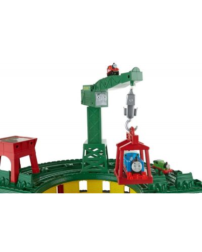 Игрален комплект Fisher Price Thomas & Friends - Super Station - 6
