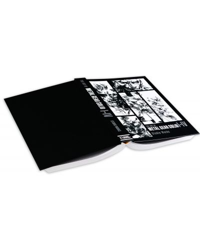 The Art of Metal Gear Solid I-IV (Collectable slipcase Hardcover) - 10