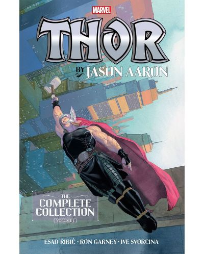Thor by Jason Aaron: The Complete Collection Vol. 1 - 1