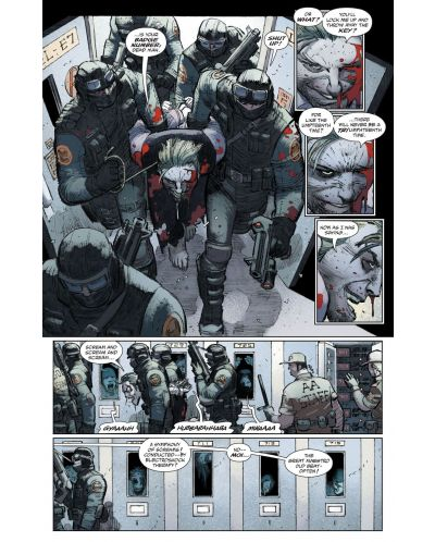 The Dark Knight Returns: The Last Crusade - 5