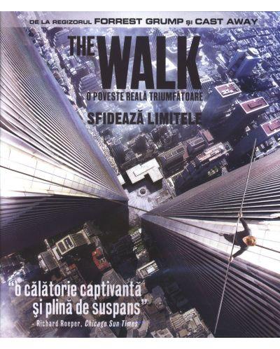 The Walk: Живот на ръба 3D (Blu-Ray) - 1