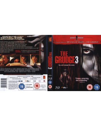 The Grudge 3 (Blu-Ray) - 3