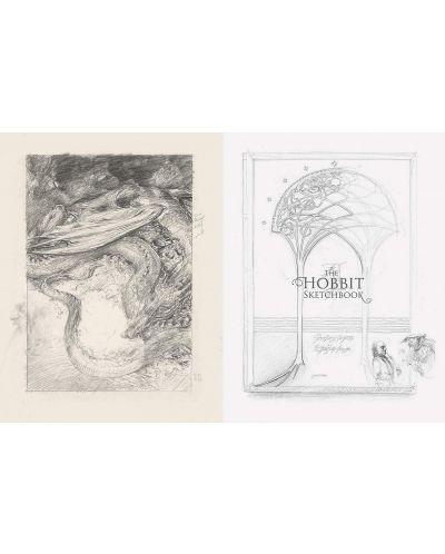 The Hobbit Sketchbook - 1