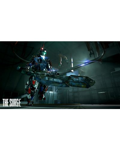 The Surge (PS4) - 5
