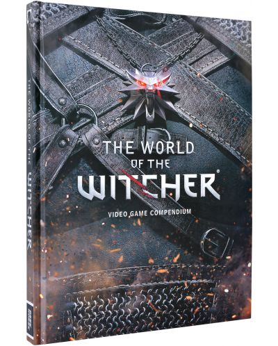 The World of the Witcher (твърди корици) - 2