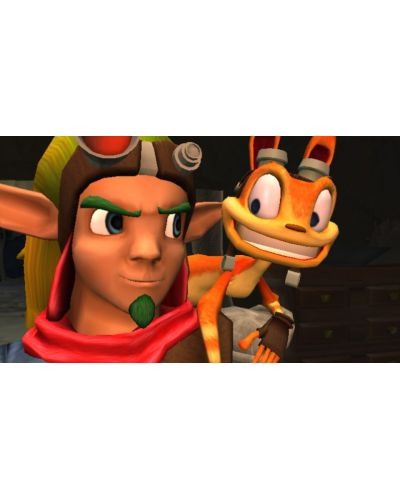The Jak and Daxter Trilogy (PS Vita) - 11