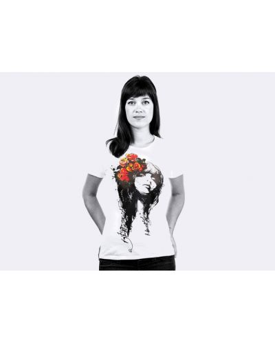 Threadless Rose Marry - дамска L - 2