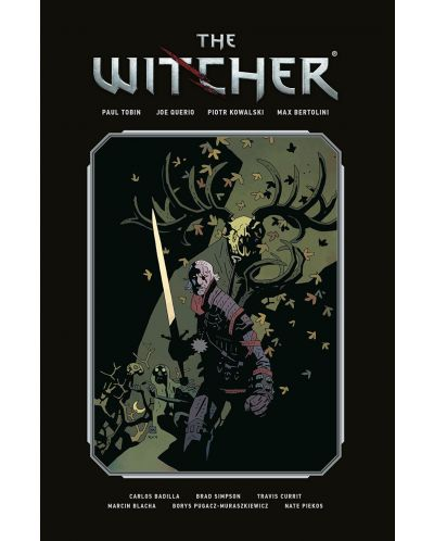 The Witcher Library Edition Volume 1 - 1