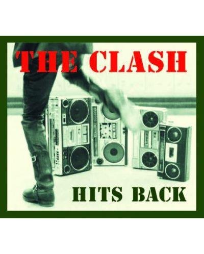 The Clash - The Clash Hits Back (2 CD) - 1