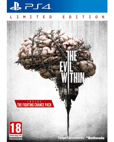 The Evil Within Limited Edition (PS4) - 1